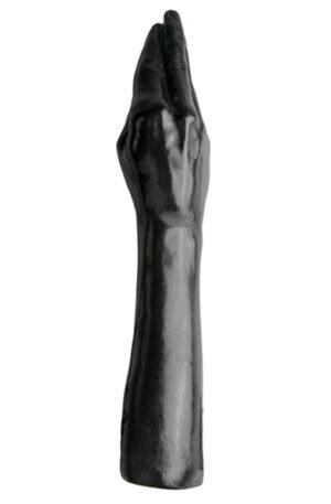All Black Hand/Arm 39cm - Fisting arm 1