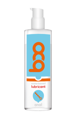 BOO Waterbased Lubricant Anal 150ml - Analglidmedel 1