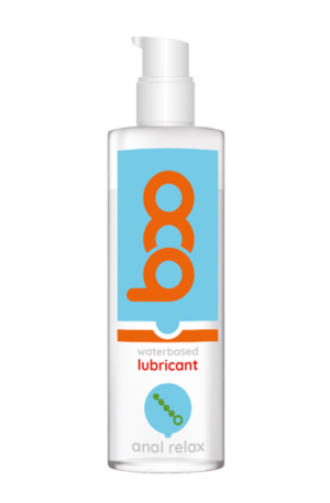 BOO Waterbased Lubricant Anal Relax 150ml - Analglidmedel 1