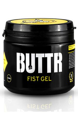 Buttr Fisting Gel 500ml - Glidmedel anal/fisting 1
