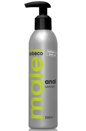 Cobeco Male Anal Lubricant 250 ml - Analglidmedel 1