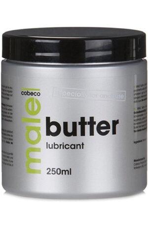 Cobeco Male Butter Lube 250 ml - Analglidmedel 1