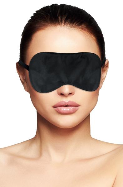 Darkness Eyemask Black - Ögonbindel 1