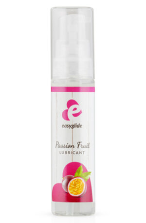 EasyGlide Passion Fruit Waterbased Lubricant 30ml - Glidmedel med smak 1