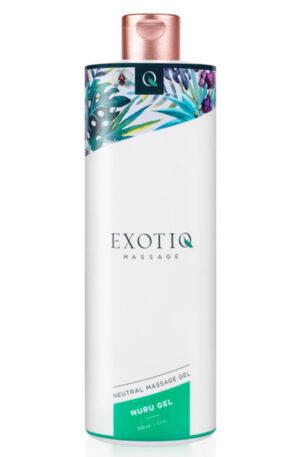 Exotiq Nuru Gel 500ml - Massagegel 1