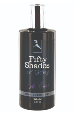 Fifty Shades of Grey At Ease Anal Lubricant 100ml - Analglidmedel 1
