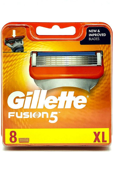 Gillette Fusion5 8-pack - 1