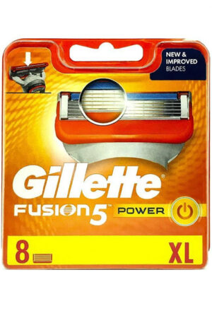 Gillette Fusion5 Power 8-pack - 1