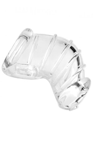 Master Series Detained Soft Body Chastity Cage - Kyskhetsbur 1