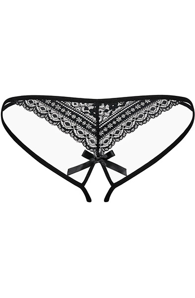Obsessive Picantina Crotchless Thong - Spetstrosa 4