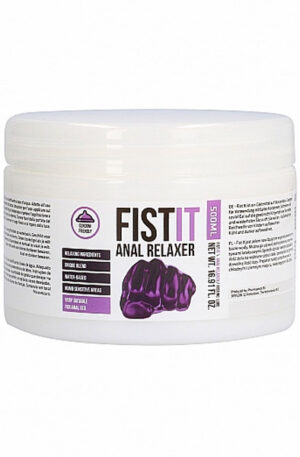 Pharmquests Fist It Anal Relaxer 500 ml - Glidmedel anal/fisting 1