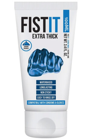 Pharmquests Fist It Extra Thick 100 ml - Glidmedel anal/fisting 1