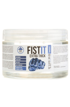 Pharmquests Fist-it Extra Thick 500 ml - Glidmedel anal/fisting 1