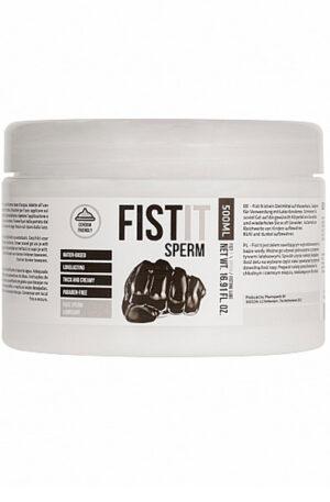 Pharmquests Fist It Sperm 500 ml - Fejksperma 1