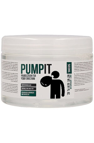 Pump it Protection For Your Erection 500 ml - 1