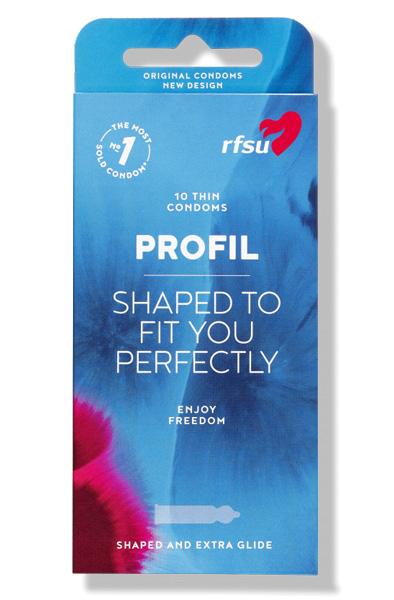 RFSU Profil kondomer 10st - Kondomer 1