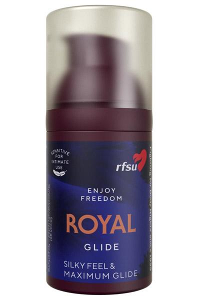 RFSU Royal Silk Glide 30 ml - 1