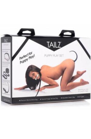 Tailz Puppy Play Set - Puppy Play paket 1