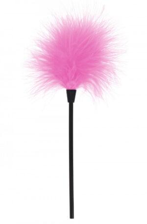 ToyJoy Sexy Feather Tickler Pink - Fjäder tickler 1