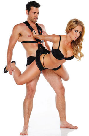 Whipsmart Body Swing Black - Positionshållare 1